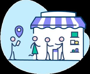 splio shop online offline
